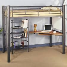bunk bed over desk bedding full size bunk with desk storage beds over image of