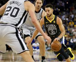 nba what we learned in the warriors u0027 win over the spurs