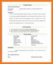 cv format for mca freshers pdf files mca fresher resume format new resume format for mca
