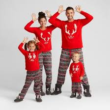 reindeer fair isle family pajama collection wondershop target