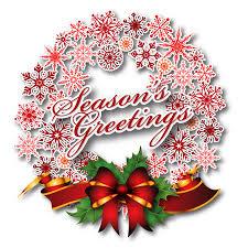 seasons greetings to all