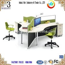 desk for 3 people office desk 3 person office desk new unique furniture high quality
