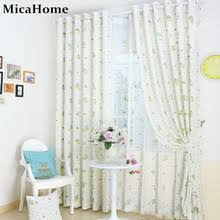 Ready Made Children S Curtains Window Curtain Set Promotion Shop For Promotional Window Curtain