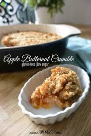 sugar free desserts for thanksgiving apple butternut crumble popular paleo