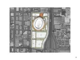 Stadium Floor Plans Oakland Raiders Pitch A 1 9 Billion Las Vegas Stadium Archpaper Com