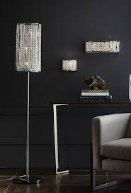 Black Chandelier Floor Lamp by Modern Crystal Chandelier Floor Lamp Black Chandelier Floor Lamp