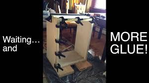 2 12 guitar cabinet guitar cabinet build 2 x 12 vertical youtube