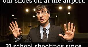 John Oliver Memes - john oliver meme on gun control attn