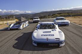 Jeremy Barnes Mazda Mazda U0027s Future Is Hidden In These Completely Mad Vintage Racecars