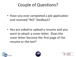 Job Application And Resume by Dwd Online Application Workshop