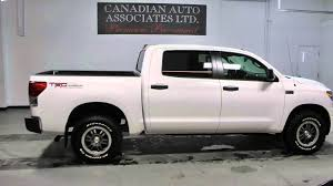 toyota tundra 2011 for sale used 2011 toyota tundra 4wd crewmax 5 7l trd rock warrior for
