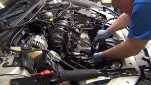 part 1 3 8 03 impala intake manifold mov youtube