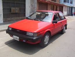 toyota tercel 1988 toyota tercel information and photos momentcar