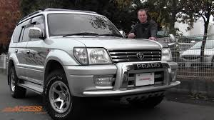 toyota prado 2000 toyota land cruiser prado 79k for sale direct from japan