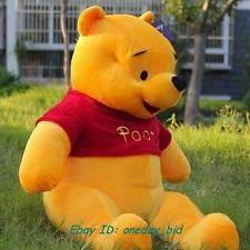 winnie pooh teddy bears ebay