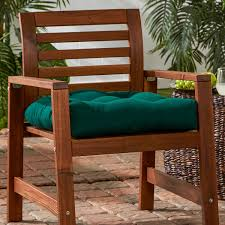Sunbrella Bistro Chair Cushions Amazon Com Greendale Home Fashions 20 U0027 U0027 Outdoor Sunbrella Chair
