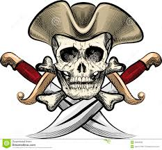 skull tattoo images free skull in the hat royalty free stock photos image 35863638