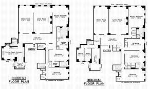 New York Apartments Floor Plans Bruce Willis Buys U2 Bassist U0027s New York Apartment