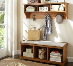 Pottery Barn Shelf With Hooks Entryway Pottery Barn Descargas Mundiales Com