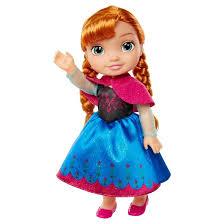disney frozen toddler anna doll target