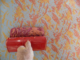 paint rollers with patterns pattern paint roller in malaysia for the home pinterest