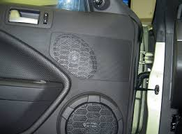 2005 mustang gt upgrades 2005 mustang gt has anyone replaced the woofers in the doors