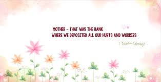 mothersday quotes emotional mother s day quotes from son 2018 sms messages wishes