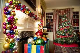 the obamas u0027 final white house holiday decorations revealed curbed