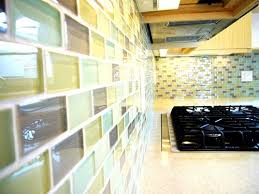 unusual kitchen backsplashes glass tile kitchen backsplash at home and interior design ideas