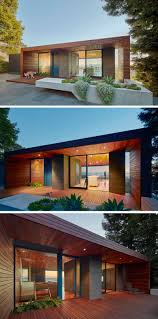 Shape Of House The Ceiling In This Modern House Echoes The Shape Of The Hillside