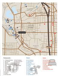 Atlanta Ga Zip Code Map by Stockyards