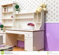 beautiful wooden cupboard in children u0027s room stock photo image