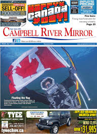 campbell river mirror july 01 2016 by black press issuu