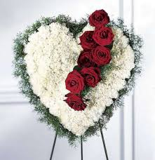 fds flowers ftd s9 3580 bleeding heart kremp