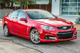 gmc sedan used 2015 chevrolet ss for sale pricing u0026 features edmunds