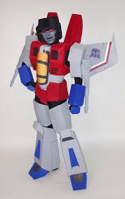 Transformer Halloween Costume Starscream Costume Comics Transformer Costume