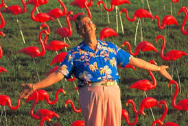 a brief history of the plastic pink flamingo mental floss