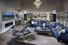 Living Rooms With Blue Couches by 25 Ways To Make Your Living Room Cozy Tips And Tricks