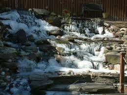 Waterfall Landscaping Ideas Garden Design Garden Design With Backyard Waterfall Upper