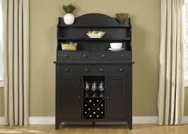 country style server with wine storage by liberty furniture wolf