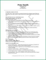 Loan Processor Resume Samples by Entry Level Loan Processor Resume Obviously Collect Ml