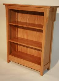 White Oak Bookcase by Lighthouse Woodworking