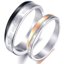 designs of promise rings for couples 2015