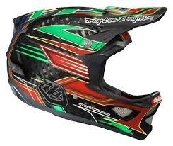 motocross helmet designs troy lee designs d3 sam hill carbon mtb helmet