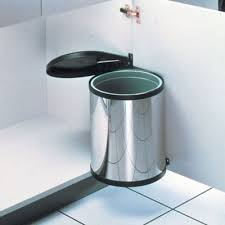 trash can attached to cabinet door top 10 best built in waste bins hideaway in cabinet and under
