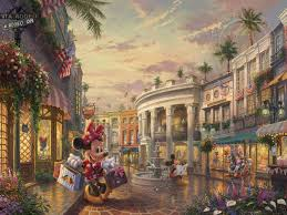 The Home Decor Companies Southaven Ms by Memphis Art Gallery Thomas Kinkade U0027s Art Of Entertainment