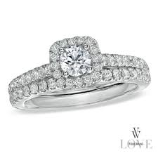 Zales Wedding Rings For Her by Advice On Vera Wang Engagement And Wedding Rings Weddingbee