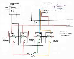 wiring a ceiling fan with light one switch 4 wire diagram 3 speed