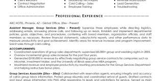 hotel sales manager resume photo hotel sales manager resume images