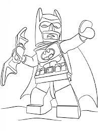 Lego Batman Coloring Pages Free Printable Lego Batman Coloring Pages Batman Coloring Pages For